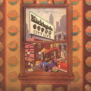 Album  Cover The Blackbyrds - City Life on FANTASY Records from 1975