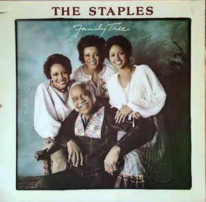 Album  Cover Staple Singers - Family Tree on WARNER BROS. Records from 1977