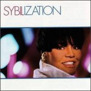 Album  Cover Sybil - Sybilization on NEXT PLATEAU Records from 1990
