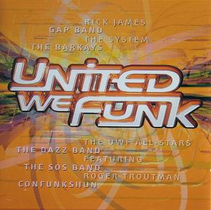 Album  Cover The United We Funk All-stars - United We Funk on MAJOR LABEL (RHINO) Records from 1999