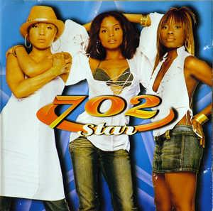 Album  Cover 702 - Star on MOTOWN Records from 2003