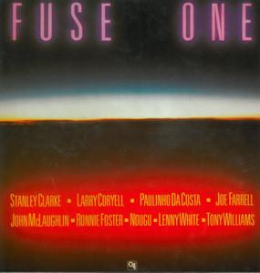 Album  Cover Fuse One - Fuse One on  Records from 1980