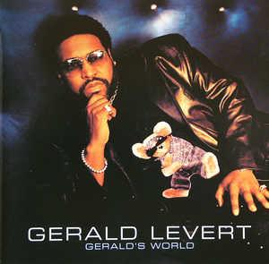 Front Cover Album Gerald Levert - Gerald's WOrld
