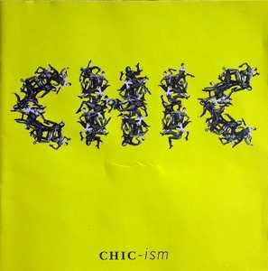 Front Cover Album Chic - CHIC-ISM