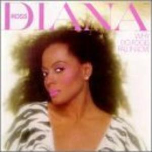 Front Cover Album Diana Ross - Why Do Fools Fall In Love