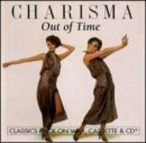 Album  Cover Charisma - Out Of Time on CASABLANCA Records from 1978