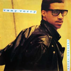 Album  Cover Tony Terry - Forever Yours on EPIC Records from 1988