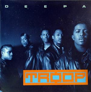 Album  Cover Troop - Deepa on ATLANTIC Records from 1992