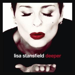 Album  Cover Lisa Stansfield - Deeper on  Records from 2018