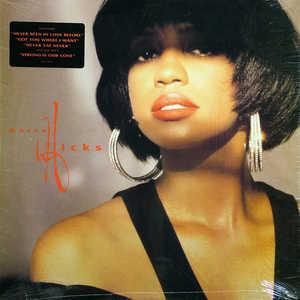 Album  Cover Marva Hicks - Marva Hicks on POLYDOR Records from 1991