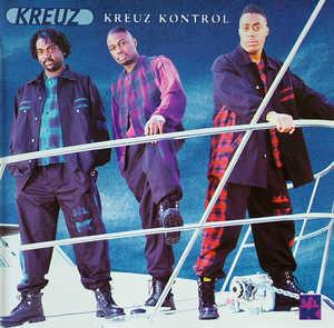 Album  Cover Kreuz - Kreuz Kontrol on RHYTHM Records from 1995