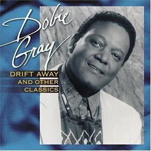 Album  Cover Dobie Gray - Drift Away on DECCA Records from 1973