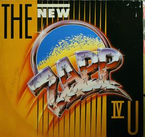 Album  Cover Zapp - The New Zapp Iv U on WARNER BROS. Records from 1985