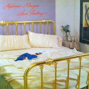 Album  Cover Alphonse Mouzon - Love Fantasy on MPC Records from 1987