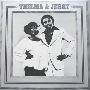 Front Cover Album Jerry Butler - With Thelma Houston: Thelma And Jerry
