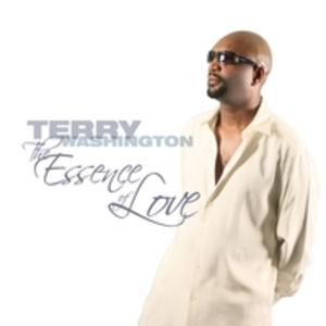 Album  Cover Terry Washington - The Essence Of Love on SILKNOTES RECORDING GROUP, LLC Records from 2012