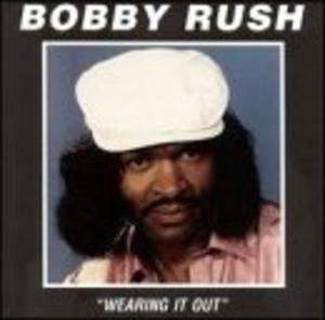 Album  Cover Bobby Rush - Wearing It Out on LA JAM Records from 1996