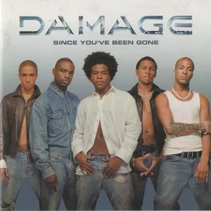 Album  Cover Damage - Since You've Been Gone on COOLTEMPO Records from 2001