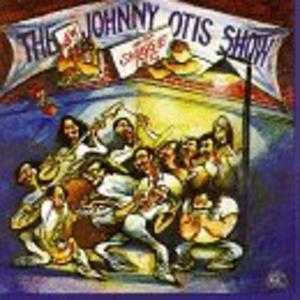Album  Cover Johnny Otis - The New Johnny Otis Show on ALLIGATOR Records from 1981
