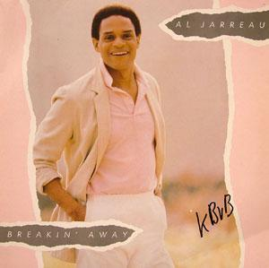 Album  Cover Al Jarreau - Breakin' Away on WARNER BROS. Records from 1981