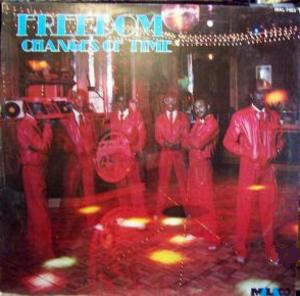Album  Cover Freedom - Changes Of Time on MALACO Records from 1981