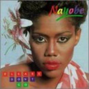 Album  Cover Nayobe - Please Don't Go on UNIDISC Records from 1986