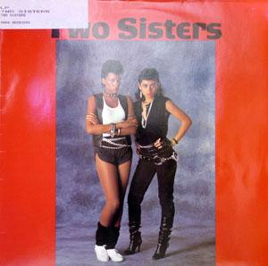 Album  Cover Two Sisters - Two Sisters on STREETWAVE Records from 1983
