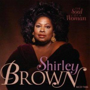 Album  Cover Shirley Brown - The Soul Of A Woman on MALACO Records from 1997