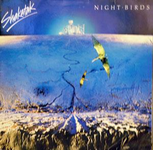 Album  Cover Shakatak - Night Birds on POLYDOR Records from 1982