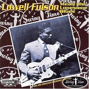 Album  Cover Lowell Fulson - Mean Old Lonesome Blues on NIGHT TRAIN Records from 1996