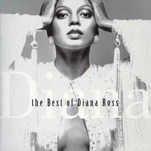 Album  Cover Diana Ross - Diana! on MOTOWN Records from 1971