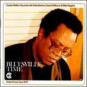 Album  Cover Cedar Walton - Bluesville Time on CRISS CROSS Records from 1985