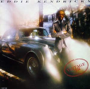 Album  Cover Eddie Kendricks - Vintage'78 on ARISTA Records from 1978