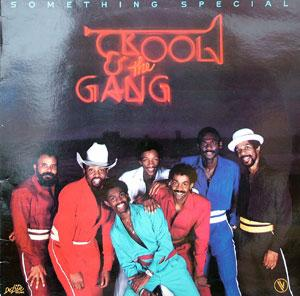 Album  Cover Kool & The Gang - Something Special on DELITE Records from 1981