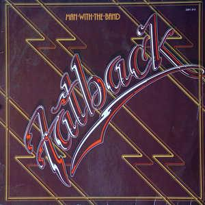 Album  Cover Fatback - Man With The Band on SPRING Records from 1977