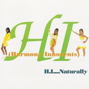Album  Cover Harmony Innocents - Hi...naturally on QUALITY Records from 1995
