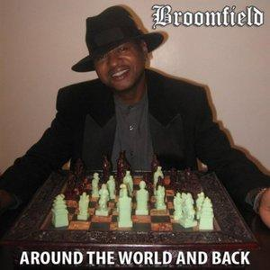 Album  Cover Al Broomfield - Around The World And Back on BOOM TONE Records from 2012