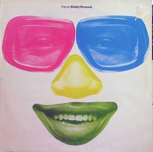 Album  Cover Bobby Womack - Pieces on COLUMBIA Records from 1978