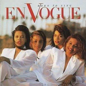 Album  Cover En Vogue - Born To Sing on ATLANTIC Records from 1990