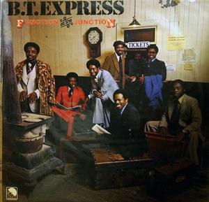 Album  Cover B.t. Express - Function At The Junction on EMI INTERNATIONAL Records from 1977
