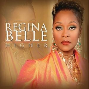 Album  Cover Regina Belle - Higher on PENDULUM Records from 2012