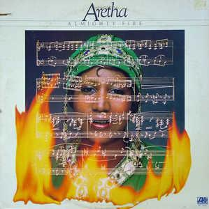 Album  Cover Aretha Franklin - Almighty Fire on ATLANTIC Records from 1978