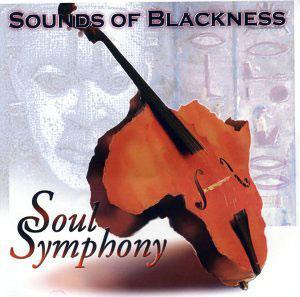 Album  Cover Sounds Of Blackness - Soul Symphony on ZINC Records from 2003