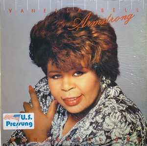 Album  Cover Vanessa Bell Armstrong - Wonderful One on JIVE Records from 1989