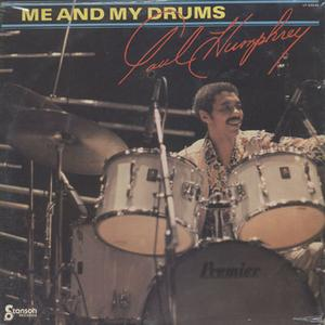 Album  Cover Paul Humphrey - Me And My Drums on STANSON Records from 1979