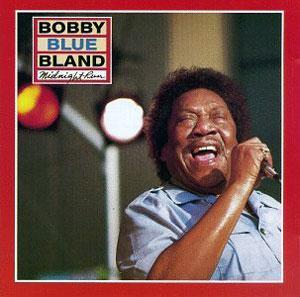 Album  Cover Bobby Bland - Midnight Run on MALACO Records from 1989