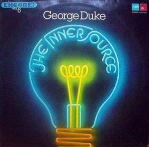 Album  Cover George Duke - The Inner Source on  Records from 1973