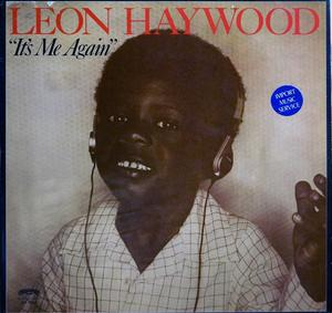Album  Cover Leon Haywood - It's Me Again on CASABLANCA Records from 1983