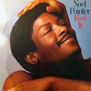 Album  Cover Noel Pointer - Feel It on LIBERTY Records from 1979