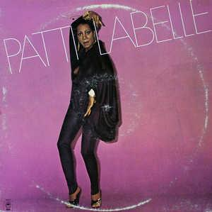 Album  Cover Patti Labelle - Patti Labelle on EPIC Records from 1977